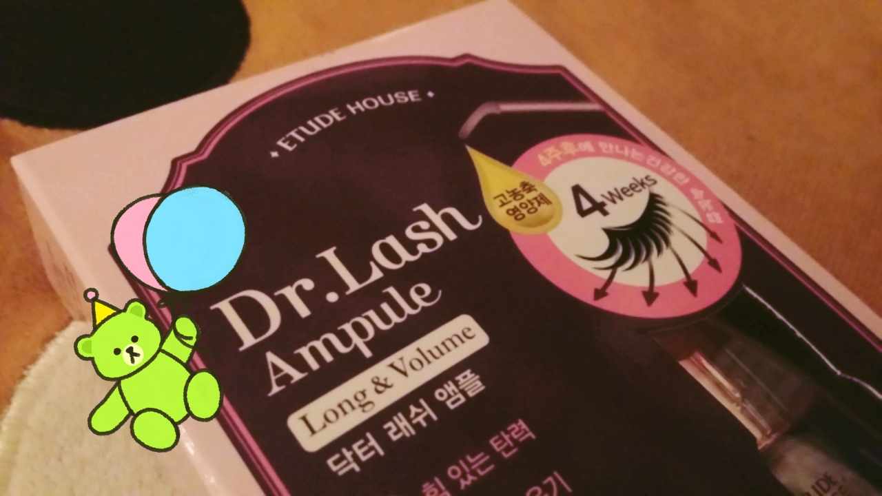 4a2f1f7e734 Review Etude House Dr. Lash Ampoule long&volume   Stay Pretty and be ...